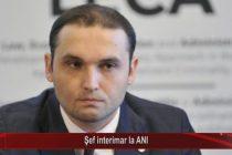 Șef interimar la ANI