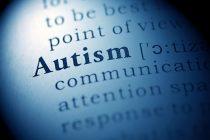În albastru pentru conṣtientizarea autismului