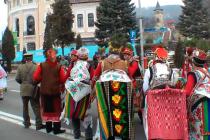 """""""Muguraşii Mărginenilor"""", din nou la Bergama"""