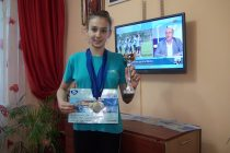 5 medalii pentru Delia Zaharia