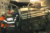 Grav accident rutier la Costișa