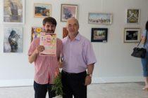 Un pietrean a câştigat Concursul Naţional de Pictură şi Grafică