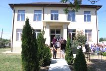 Școală reabilitată la Dobreni
