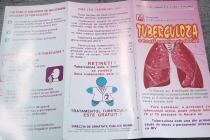 Bolnavii de TBC, pe podium