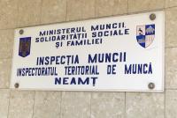 263 de controale și amenzi de 358.000 lei aplicate de inspectorii ITM în luna februarie