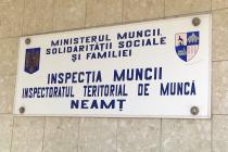 Amenzi de 197.000 lei aplicate de către inspectorii ITM în luna aprilie