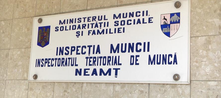 319 controale și amenzi de aproape 180.000 de lei aplicate de inspectorii ITM în luna noiembrie