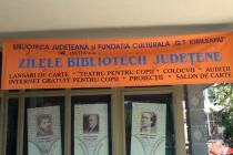 "Zilele Bibliotecii ""G.T. Kirileanu"""