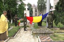 Ziua drapelului la Piatra Neamţ