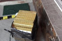 3 saci cu ţigarete descoperiţi de poliţişti într-o piaţă din Piatra Neamţ