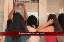 Primele nume în frauda de la BAC