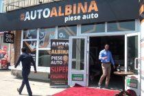 S-a deschis magazinul Albina