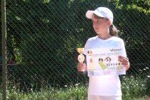 Noua stea a tenisului pietrean