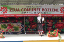 Sărbătoarea Comunei Bozieni