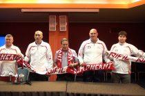VCM şi-a prezentat staff-ul tehnic