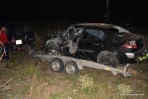Accident grav în comuna Alexandru cel Bun