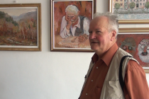 Vernisajul expoziției artistului Ștefan Iaută