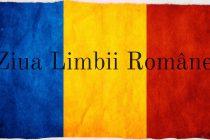 """""""Limba română este patria mea"""""""