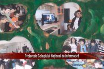 Proiectele Colegiului Național de Informatică