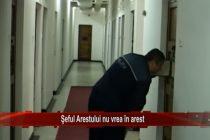 Șeful Arestului nu vrea în arest