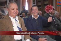 """Vârstnicii sărbătoriţi la """"Centrul Pietricica"""""""