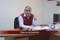 Urban nu crede în insolvență!