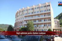 Vești optimiste pentru Spitalul Județean