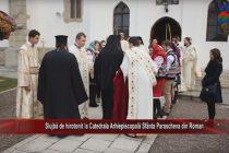 Arhiepiscopul Ioachim a hirotonisit diaconi şi preoţi