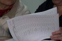 Instruire pentru alegerile locale