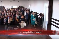 Lucia Varga la Piatra Neamţ