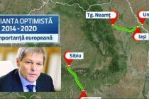 Premierul Cioloş şi judeţul Neamţ