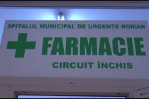 Spitalul Roman are farmacie nouă