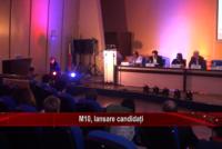 M10 şi-a lansat candidaţii la alegerile locale
