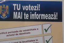 """TU VOTEZI, M.A.I. TE INFORMEAZĂ!"""