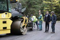 Infrastructura, prioritate pentru preşedintele CJ Neamţ