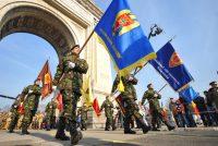Paradă militară de la ora 12.00