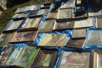 Confiscate la Cluj, expuse la Neamţ