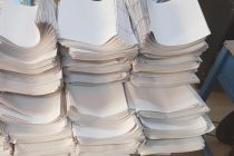 Buletinele de vot tipărite la Suceava