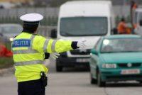Șofer beat nu a oprit la semnalele agentului de circulație