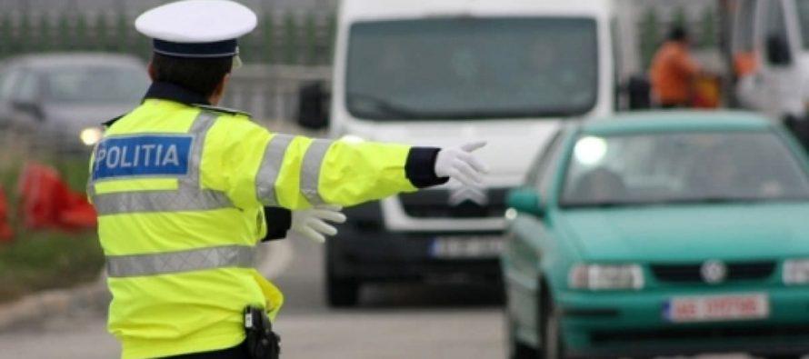 55 de șoferi au rămas fără permis de conducere în ultimele 3 zile