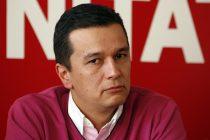 Sorin Grindeanu este noul prim-ministru al României
