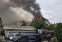 Cauza oficială a incendiului de la mansarda blocului nemţesc