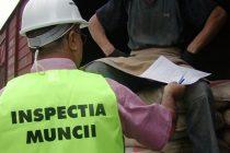Amenzi de 185.500 lei aplicate de inspectorii ITM în luna martie