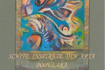 """Schițe inspirate din arta populară, la Biblioteca Judeţeană """"G. T. Kirileanu"""""""