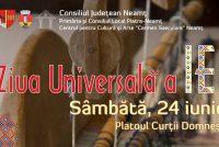 Ziua Universală a IEI sărbătorită la Zilele oraşului Piatra-Neamţ