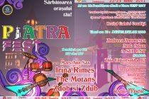 Program Piatra Fest 2017