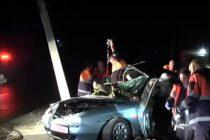 Accident mortal pe str. Dimitrie Leonida din Piatra Neamţ
