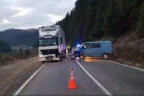 Accident rutier foarte grav – a fost activat planul ROŞU de intervenţie