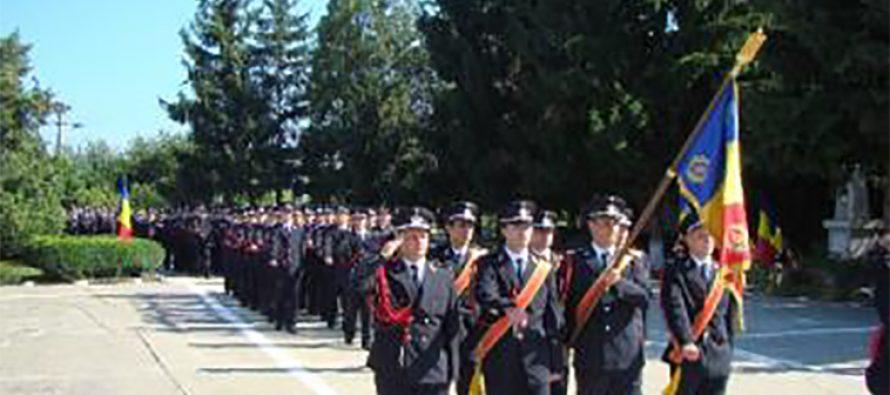 """Concurs de admitere la Școala de pompieri """"Pavel Zăgănescu"""""""