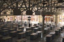80% dintre spaţiile comerciale au fost ocupate în Piaţa Centrală